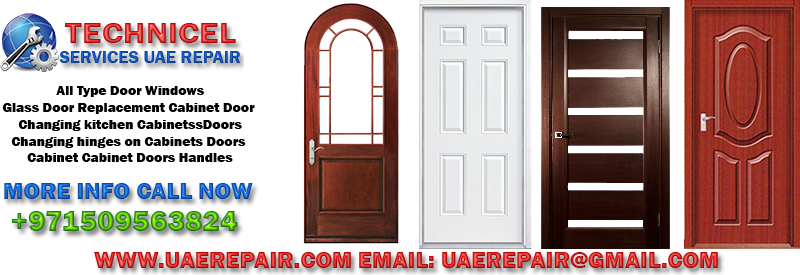 Door Hinges Repair in Dubai