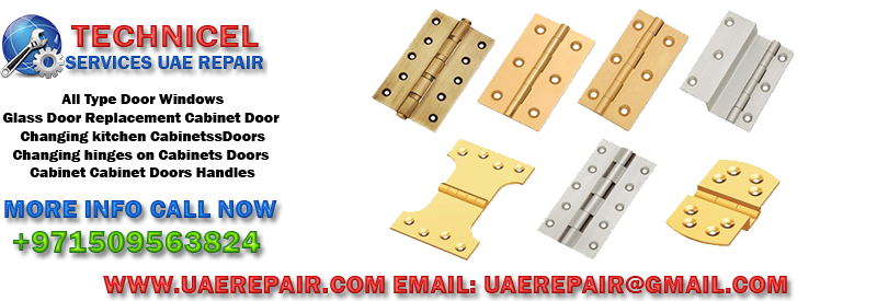 STAINLESS STEEL HINGES & HARDWARE IN DUBAI